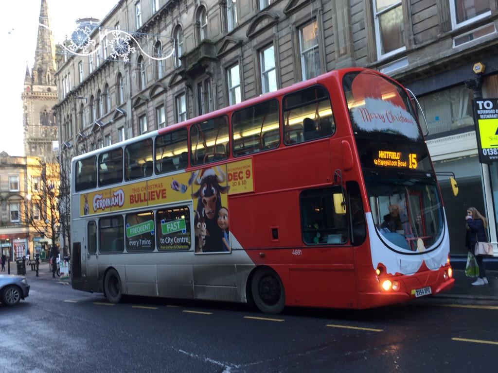 Santa Bus 2017